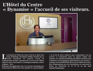 Reportage Hotel Du Centre